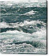 Niagara River Rapids 2 Acrylic Print