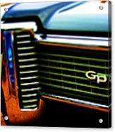Nice Gp Acrylic Print