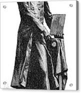 Nicephore Niepce, French Inventor Acrylic Print