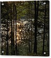 Nichols Lake Acrylic Print