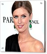 Nicky Hilton At Arrivals For Paris, Not Acrylic Print by Everett