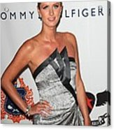 Nicky Hilton At Arrivals For The 18th Acrylic Print by Everett