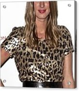 Nicky Hilton In Attendance For Launch Acrylic Print