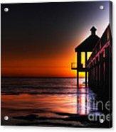 Nightshade Acrylic Print