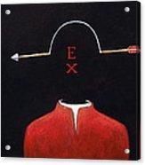 Nihilo Ex Nihilo Acrylic Print by Canis Canon