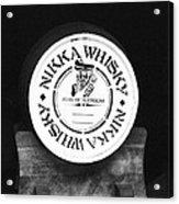 Nikka Whiskey Barrell Acrylic Print