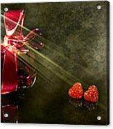 Nina Acrylic Print by Svetlana Sewell