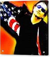Nixo Bono Acrylic Print by Nicholas Nixo