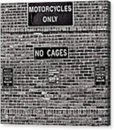 No Cages Acrylic Print