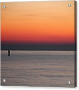 Norfolk Dawn Acrylic Print