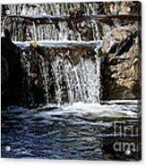 Normandale Falls Acrylic Print