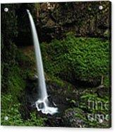 North Falls Oregon Acrylic Print