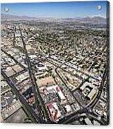 North Las Vegas View Acrylic Print