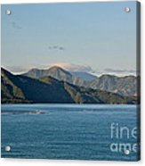 North Shore Of Haiti Acrylic Print