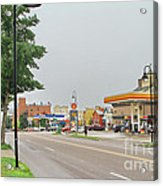 North Winooski Ave. Acrylic Print