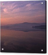 Northern Sunset Acrylic Print