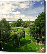 Northernhay Gardens  Acrylic Print