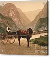 Norwegian Carriage Acrylic Print