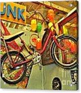 Nostalgia Acrylic Print