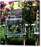 Not Forgotten Acrylic Print