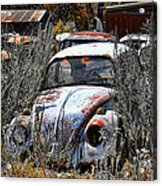 Not Herbie The Love Bug Acrylic Print