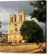 Notre Dame De Paris 2 Acrylic Print