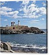 Nubble Light II Acrylic Print