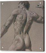 Nude - 8 A Acrylic Print