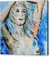 Nude 08 Acrylic Print