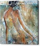 Nude 564213 Acrylic Print