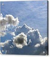 O Spacious Skies Acrylic Print
