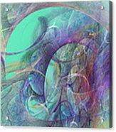 Ocean Symphony I Acrylic Print