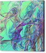 Ocean Symphony II Acrylic Print