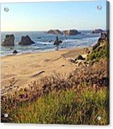 Bandon Oregon Shorelines Acrylic Print