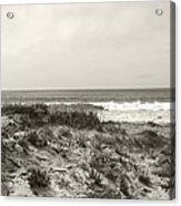 Ocean Wave View Acrylic Print