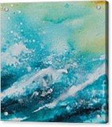 Ocean's Melody Acrylic Print