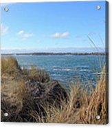 Beach Oceanview Acrylic Print