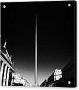 O'connell Street Dublin Acrylic Print