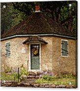 Odd Little House Acrylic Print
