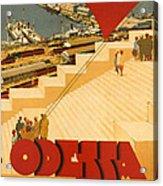 Odessa Acrylic Print