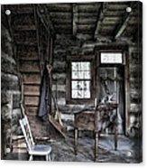 Ohio Cabin Acrylic Print