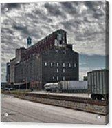 Ohio Street Mill Acrylic Print