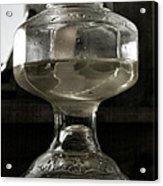 Oil Lamp I Acrylic Print