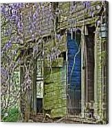 Old Abandoned House Acrylic Print