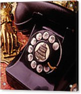 Old Bell Telephone Acrylic Print