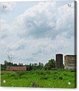 Old Farm Ruins 02 Acrylic Print