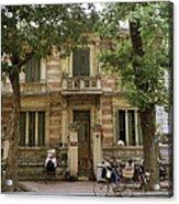 Old Fashioned Hanoi Acrylic Print
