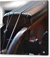 Old Fiddle 2 Acrylic Print