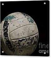 Old Football Acrylic Print