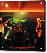 Old Friends Band Reunion Acrylic Print